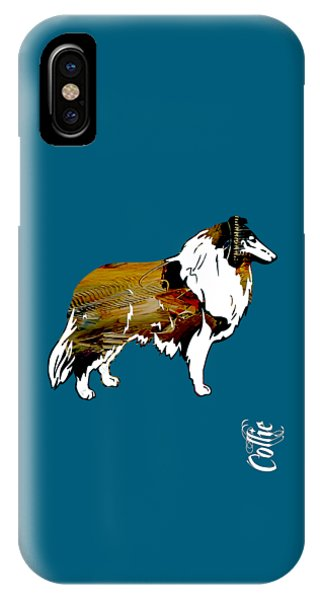 Collie Collection IPhone Case