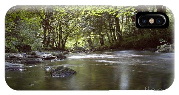 Colligan River 2 IPhone Case