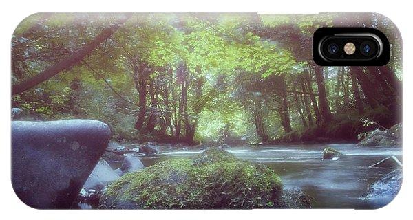 Colligan River Dream 2 IPhone Case