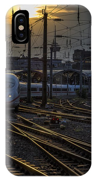 Cologne Central Station IPhone Case