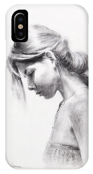 Illustration iPhone Case - Colombiana by Steve Henderson