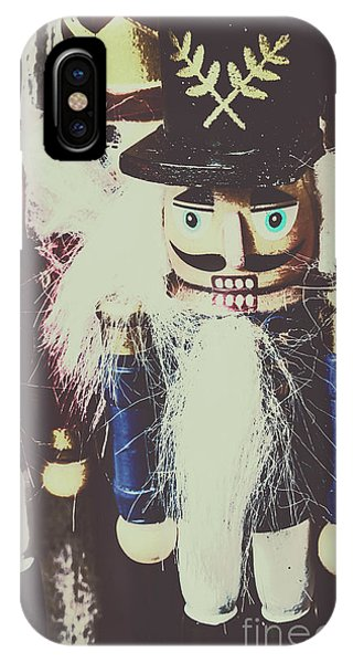 Colonial Toys IPhone Case
