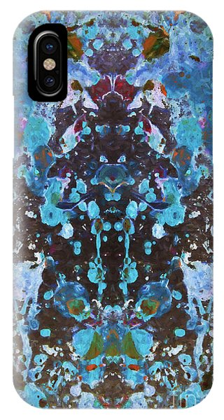 Color Abstraction Iv IPhone Case