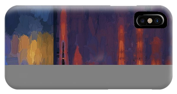 Color Abstraction Lii IPhone Case