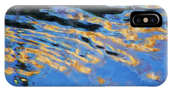 Color Abstraction Lxiv IPhone Case