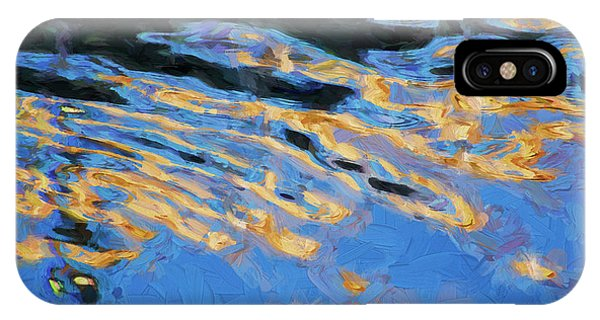 IPhone Case featuring the photograph Color Abstraction Lxiv by David Gordon