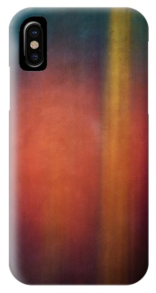 Color Abstraction Xxvii IPhone Case