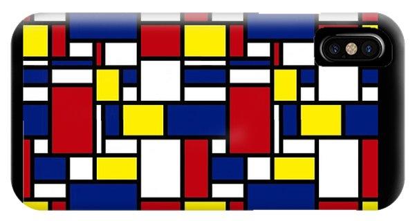 Color Box IPhone Case
