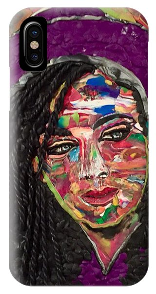Color Chameleon IPhone Case