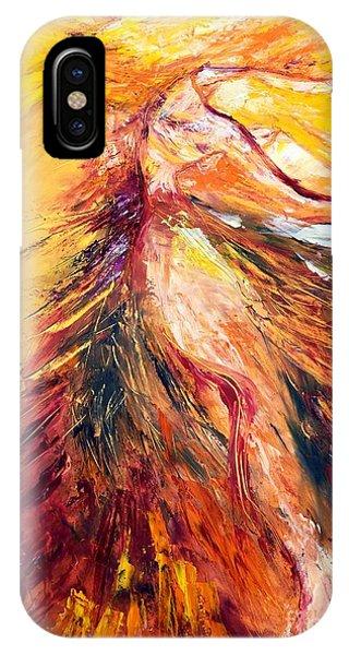 Color Dance IPhone Case