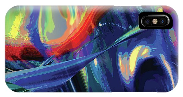 Color Flight IPhone Case