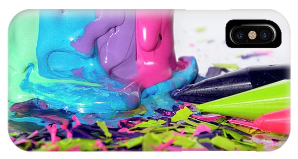 Color Madness IPhone Case