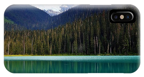 Lower Joffre Lake IPhone Case