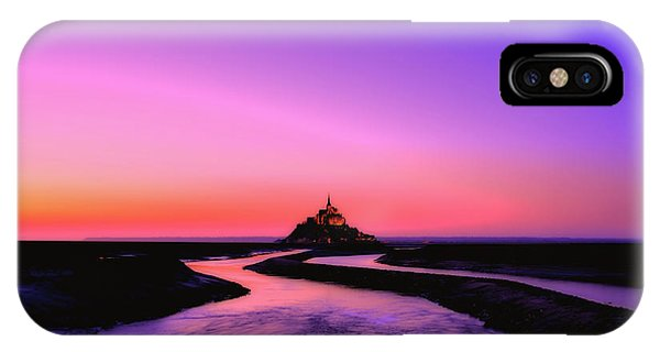 Normandy iPhone Case - Color Palette by Midori Chan