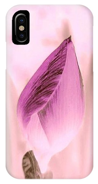 Color Trend Flower Bud IPhone Case