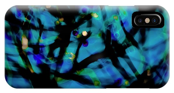 Simple iPhone Case - Color Wash by Josh Gooch