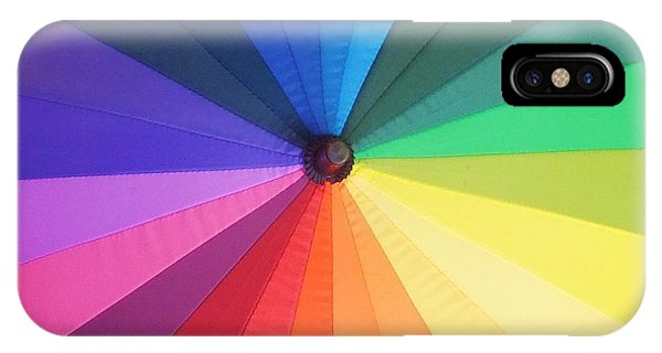 Color Wheel IPhone Case