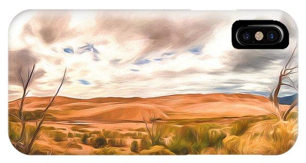 Colorado Dunes IPhone Case