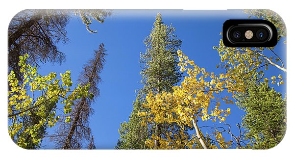 Rocky Mountain Np iPhone Case - Colorado Fall Colors by Kunal Mehra