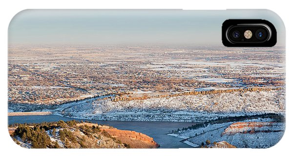 Colorado Front Range And Plains IPhone Case