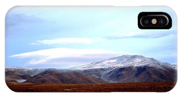 Colorado Mountain Vista IPhone Case