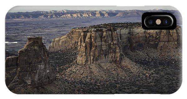 Colorado National Monument 2 IPhone Case