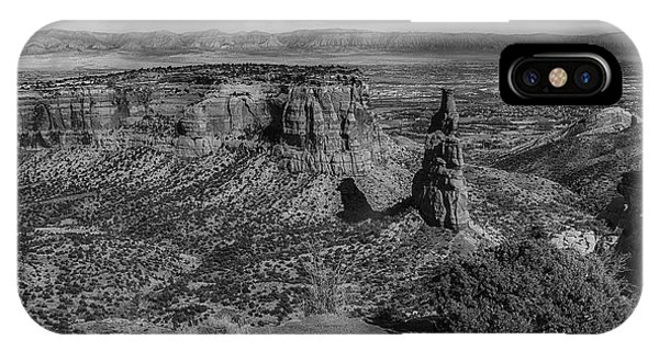 IPhone Case featuring the photograph Colorado National Monument by Bitter Buffalo Photography