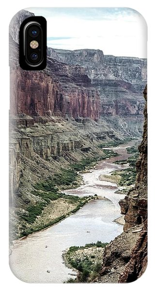 Colorado River And The East Rim Grand Canyon National Park IPhone Case