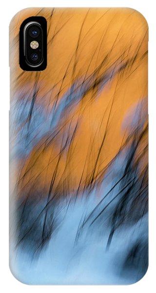Colorado River Snow Banks IPhone Case
