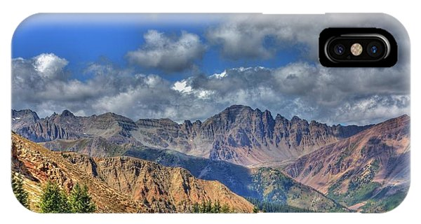 Colorado Rocky Mountains IPhone Case