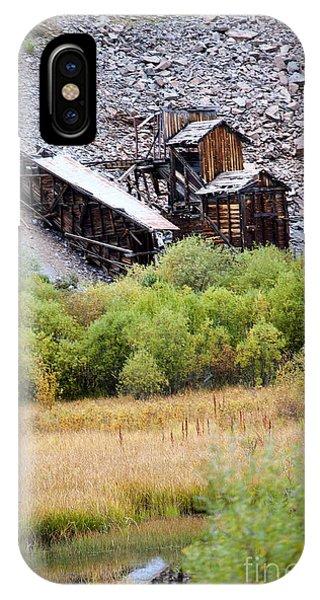 Colorado Silver Mine  IPhone Case