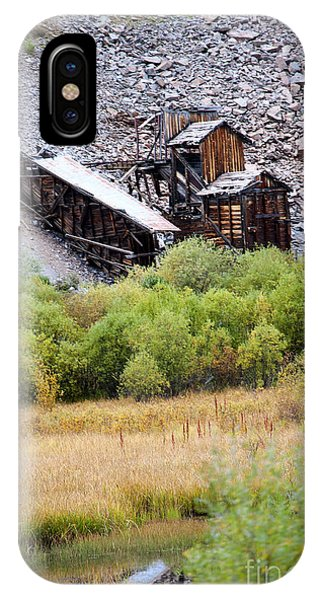 Colorado Silver Mine  IPhone Case