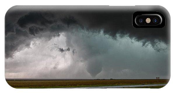 Colorado Tornado IPhone Case