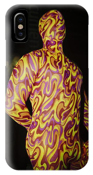 Colorful Anonymous Form IPhone Case