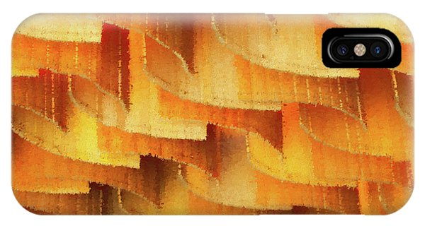 Colorful Bamboo Ceiling- China IPhone Case