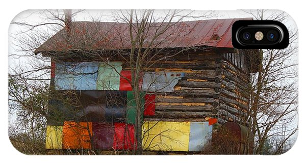 Colorful Barn IPhone Case