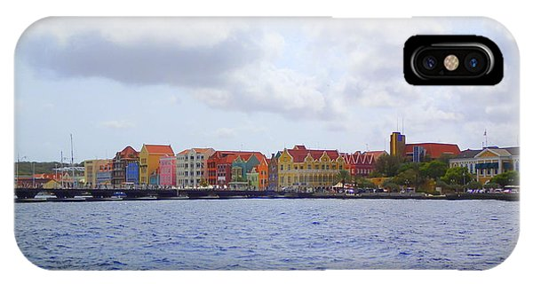 Colorful Curacao IPhone Case