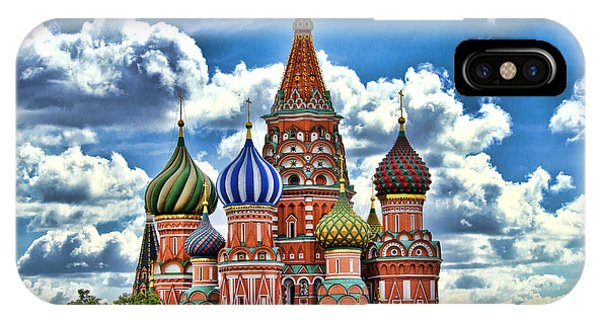 Colorful Domes IPhone Case
