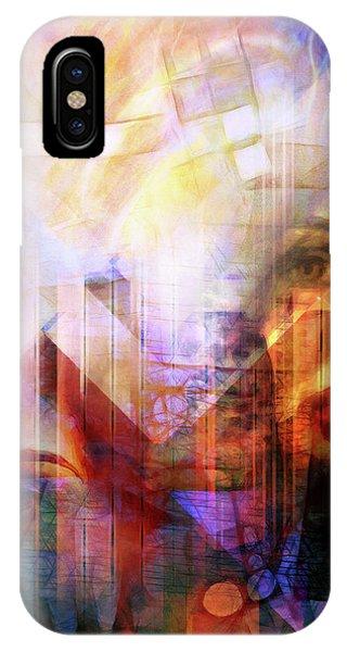 Colorful Drama Vision IPhone Case