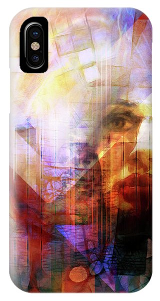 Colorful Drama Vision IPhone Case