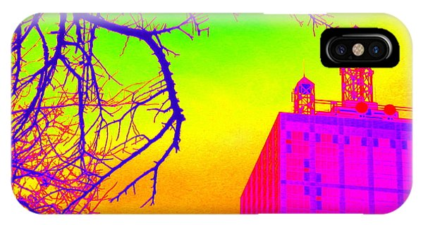 Dallas In Vivid Colors IPhone Case