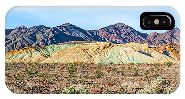 Colorful Hills IPhone Case