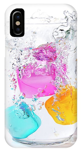 Colorful Ice IPhone Case