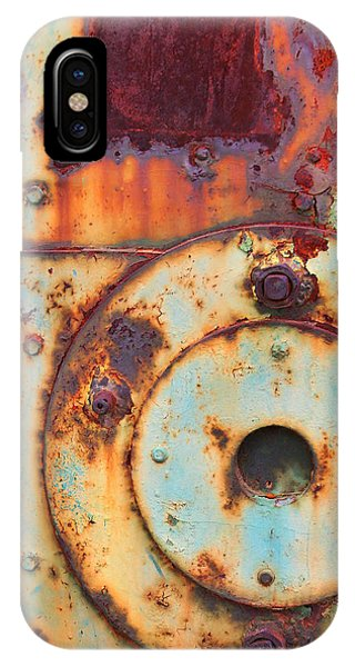 Colorful Industrial Plates IPhone Case