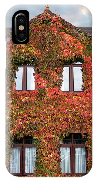 Colorful Ivy House Ireland Phone Case by Pierre Leclerc Photography