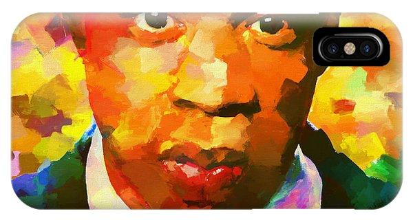 Colorful Jay Z Palette Knife IPhone Case