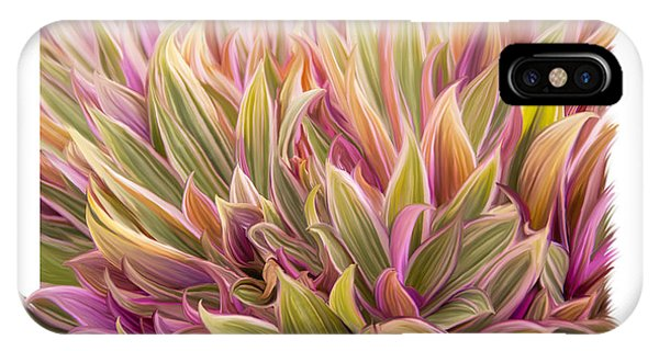 Color Of Leaves IPhone Case