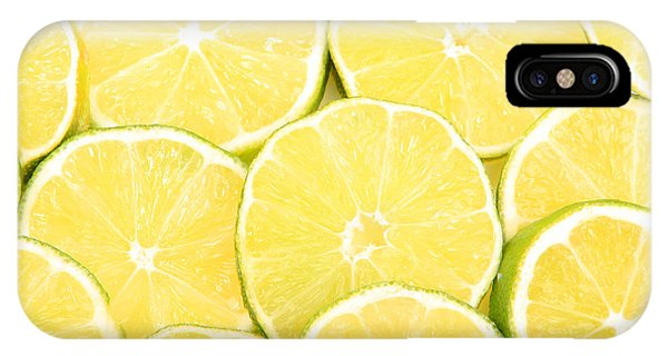 Colorful Limes IPhone Case