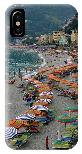 Colorful Monterosso IPhone Case
