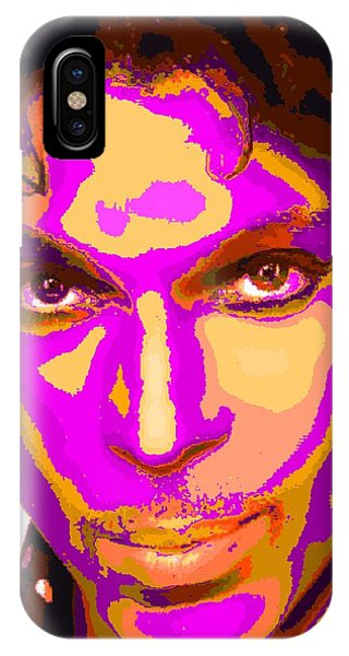 Colorful Prince - Purple IPhone Case